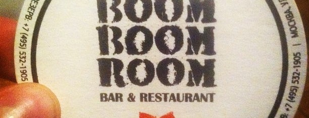 Boom Boom Room by DJ SMASH is one of My Moscow.