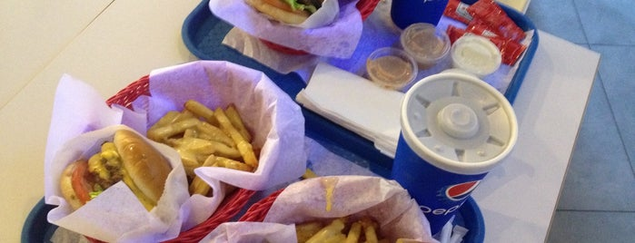 California burger is one of Burgerholic.