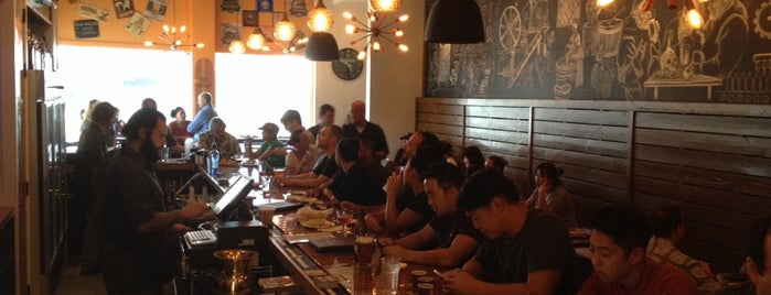 Brew'd Craft Pub is one of The 15 Best Places with a Large Beer List in Honolulu.