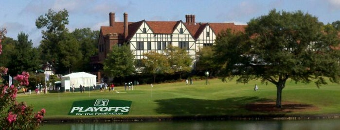 East Lake Golf Club is one of Places I Visit : Atlanta.