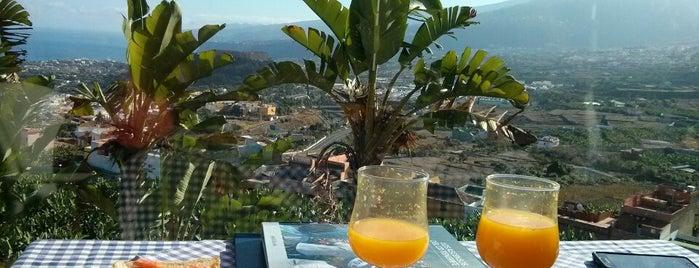 Mesón el Monasterio is one of Tenerife: restaurantes y guachinches..