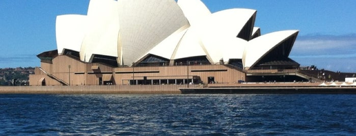 Sydney Opera House - Playhouse is one of Go Ahead, Be A Tourist.