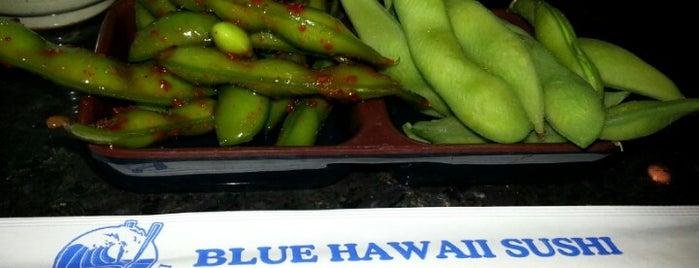 Blue Hawaii Sushi Bar & Restaurant is one of GU-HI-OR-WA 2012.