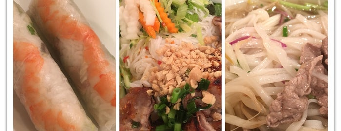 THI THI is one of The 15 Best Vietnamese Restaurants in Tokyo.
