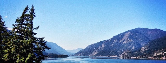 Mitchell Point Overlook is one of Heading to Hood River.
