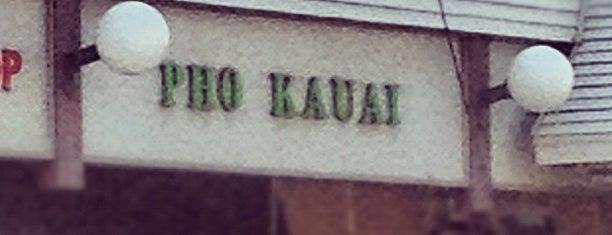 Pho Kauai is one of Local Kauai.