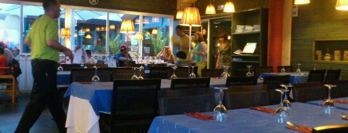 Dolce Vita is one of Restaurantes y bares favoritos.