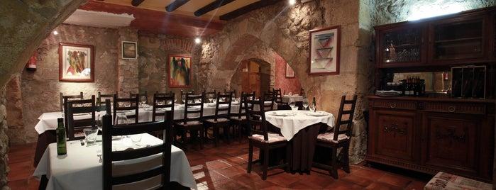 Arcs Restaurant is one of Tarragona Gastronòmica.