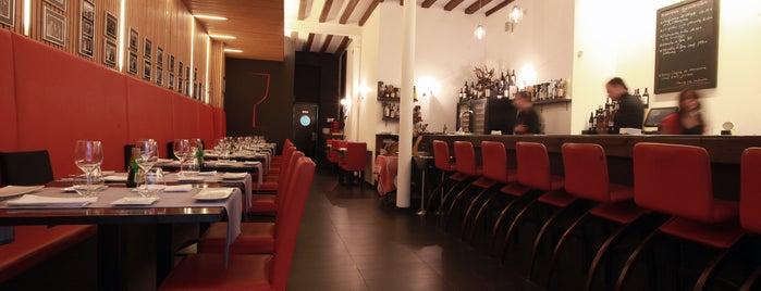 Restaurant de Vins is one of Tarragona Gastronòmica.
