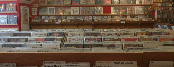 Red Cat Records is one of vancouver.