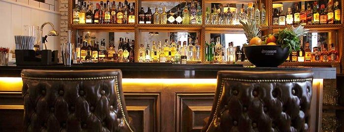 Ateneo Restaurant Bar & Club is one of Madrid.