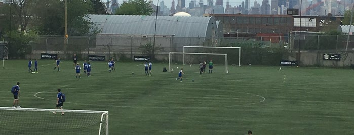 Metropolitan Oval is one of NYC Soccer.