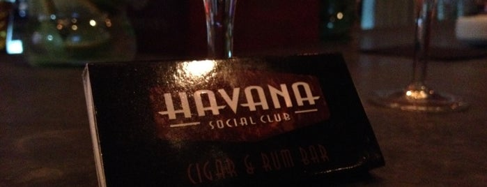 Havana Social Club is one of Thrillist's Best Day of Your Life: Dallas.