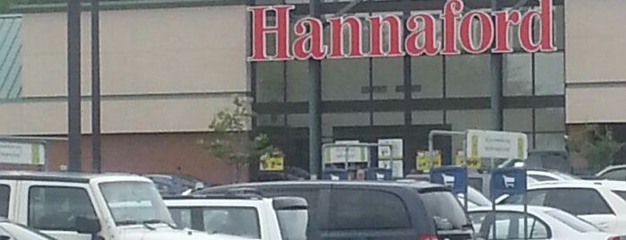 Hannaford Pharmacy is one of places.