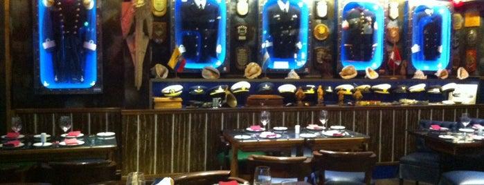 Ocean Pacific's Vitacura is one of Restaurantes Visitados.