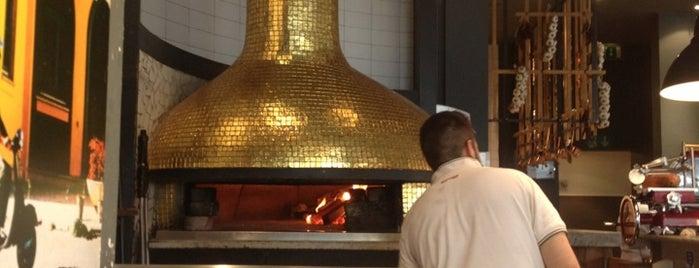 Rossopomodoro is one of London restaurant.