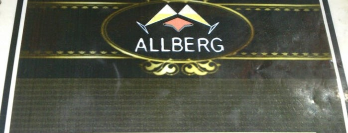 Allberg Bar e Lanchonete is one of Butecos.