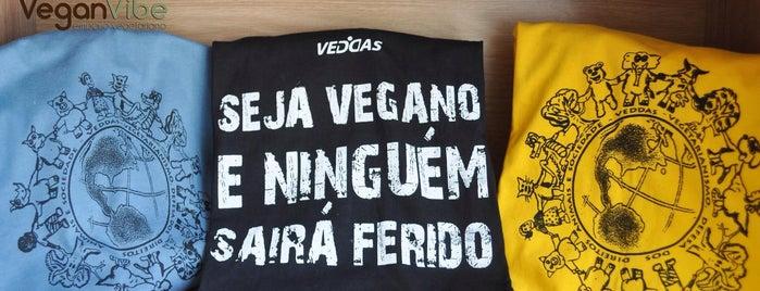 Vegan Vibe - Empório Vegetariano is one of São Paulo Vegan!.