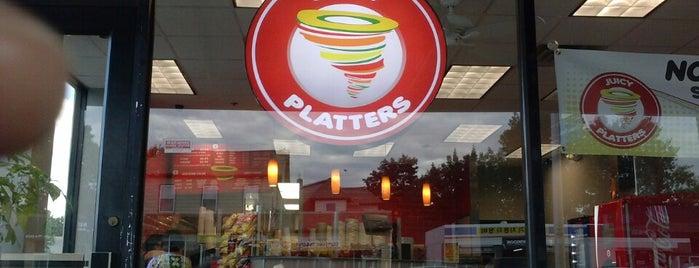 Juicy Platters is one of Halal Restaurants.