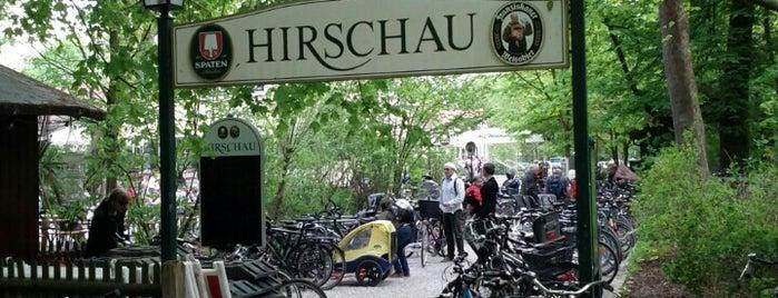 Hirschau is one of Restaurants in München.