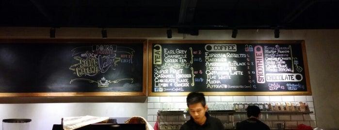 Doors Café is one of Coffee.