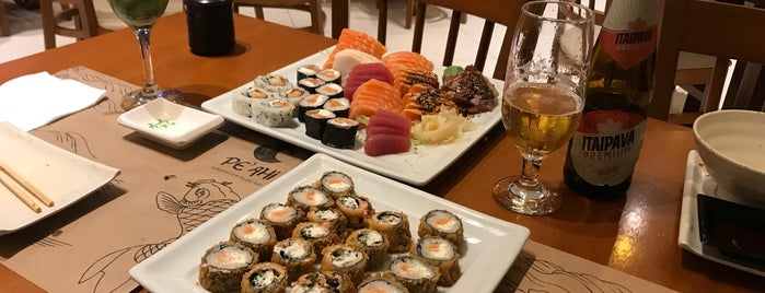 Pe'ahi Sushi Bar is one of New York City Center.
