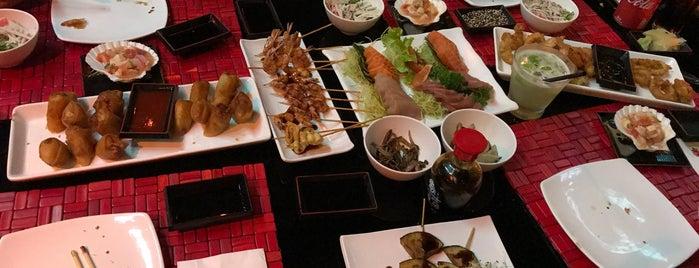 Kojiki Fusion Food is one of Guia Rio Sushi by Hamond.