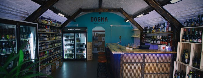 Dogma Bottle Shop is one of msk.