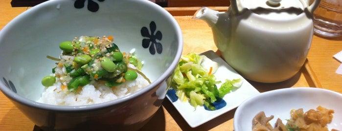 Dashi-chazuke En is one of Japanese Restaurants.