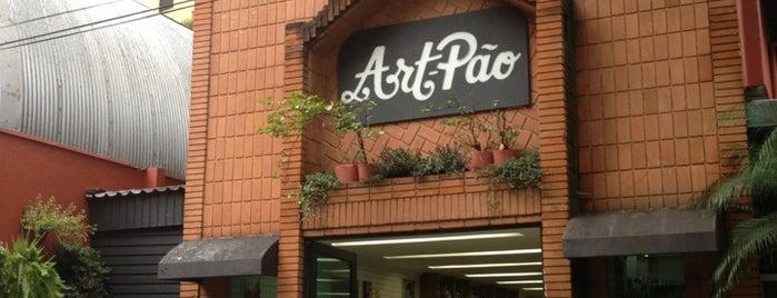 Art Pão is one of Restaurantes.