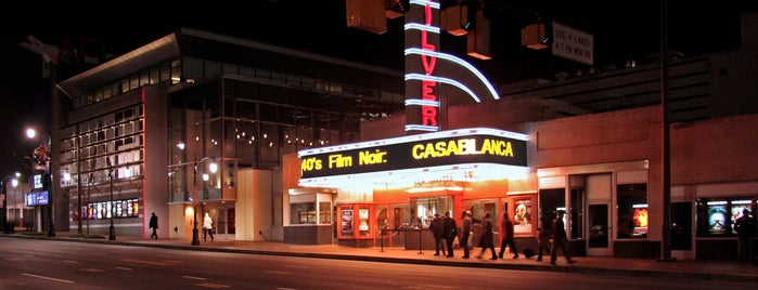 AFI Silver Theatre and Cultural Center is one of Best Movie Theaters in DC Metro Area.