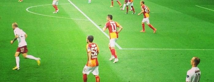 Ali Sami Yen Stadyumu is one of Gokay.