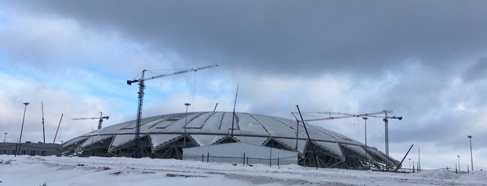Samara-Arena is one of World.