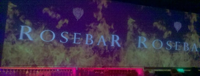 RoseBar is one of Noche BAIRES.