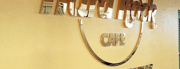 Hard Rock Cafe Nassau is one of HARD ROCK CAFE'S.