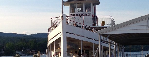 Lake George Steamboat is one of Guide to Lake George's best spots.