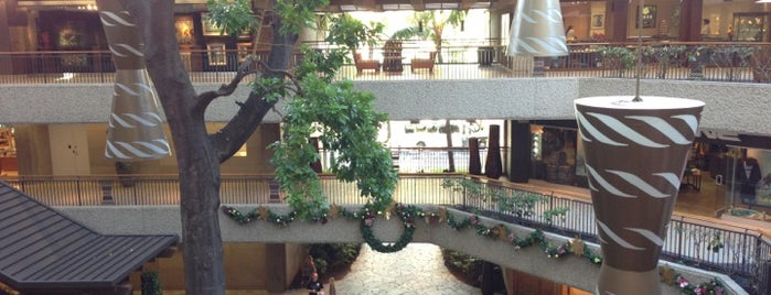 Royal Hawaiian Center is one of Favorites - Stores.
