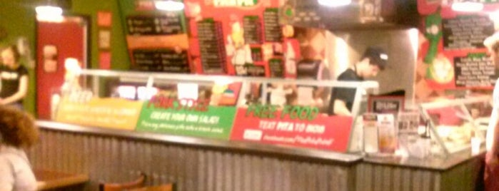 Pita Pit is one of Venues.