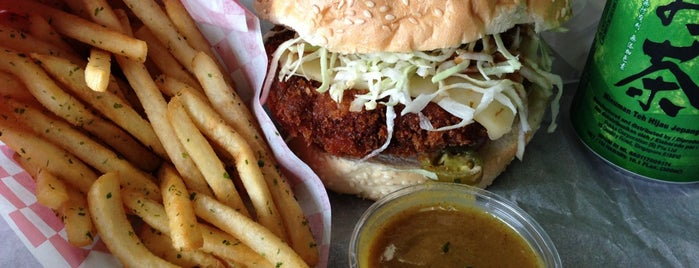 Katsu Burger is one of The 15 Best Places for Burgers in Seattle.