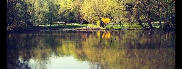Park Sołacki is one of My Poznan Best.