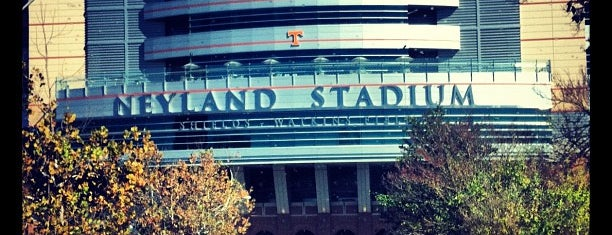 Neyland Stadium is one of Sporting Venues To Visit.....