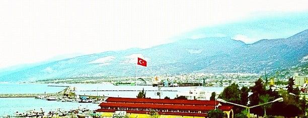 İskenderun Sahili is one of my favorites.