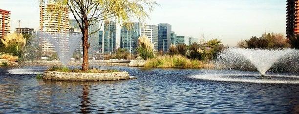 Parque Juan Pablo II is one of Lugares en que estado.