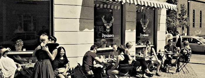 Cafe Dyrehaven is one of Prosume Copenhagen.