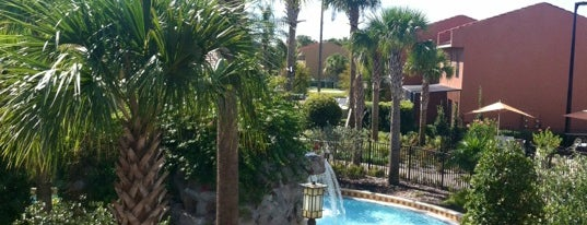Vacation Villas at Fantasy World Kissimmee is one of Places staid in Orlando.