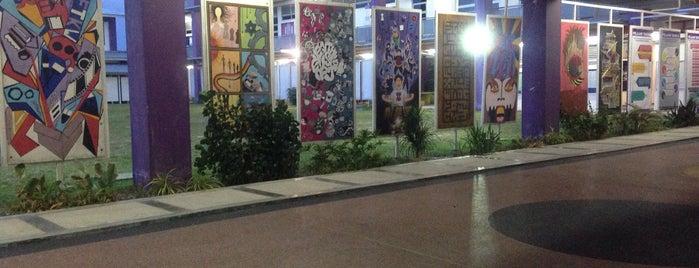 Universiti Malaysia Kelantan (UMK) is one of Learning Centers,MY #5.