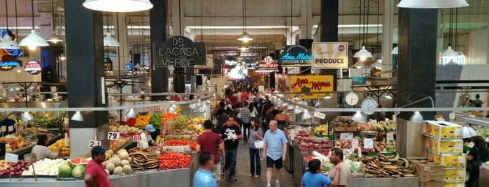 Grand Central Market is one of 40 Top-Rated Food Halls in the U.S..