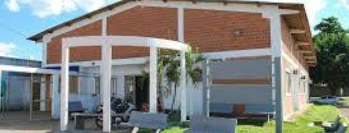 FECIPAR - Faculdade de Ciências e Letras de Paraíso do Tocantins is one of Educação em Paraíso do Tocantins.