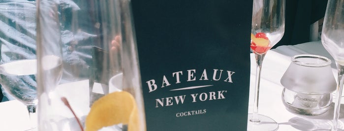 Bateaux New York is one of Things to do in NYC.