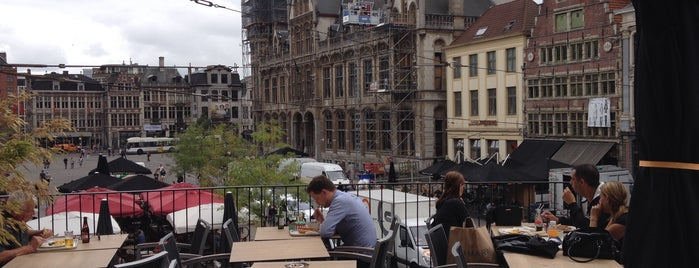 HEMA Restaurant is one of Belgium.